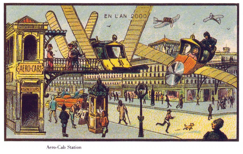 Francia en el Siglo XX por Jean Marc Cote
