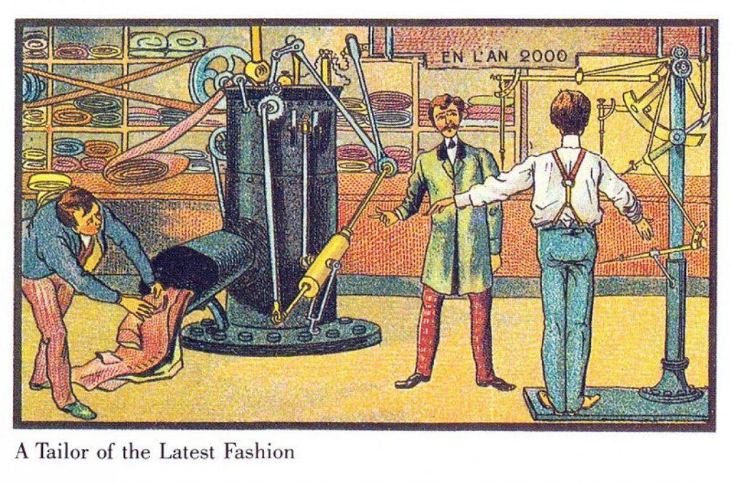Francia en el Siglo XX por Jean Marc Cote. Zara?