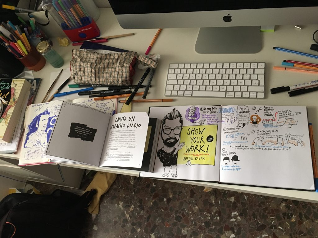 Proceso Sketchnoting