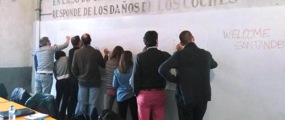 Talleres de Visual Thinking en Zaragoza